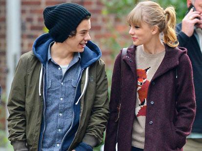 Harry Styles dan Taylor Swift Sama-Sama Tulis Dua Lagu Curhat