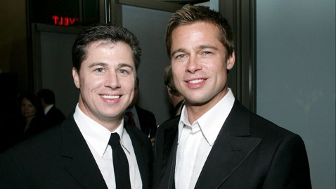 rex doug brad pitt nt 120703 wblog Brad Pitts Lookalike Brother Takes on New Role