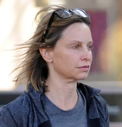 calista flockhart then and now