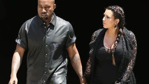spl kim kanye kb 130531 wblog Why Kanye Didnt Want to Attend Kims Baby Shower