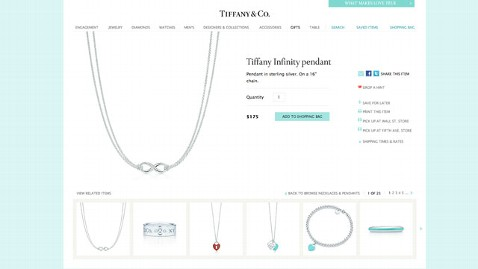 tiffanys jewelry website thg 120125 wblog Tiffany & Co. Drops a Hint to Men Everywhere