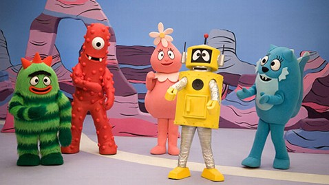 Kids Show 'Yo Gabba Gabba' Grabs Wide Audience With Indie Bands ...