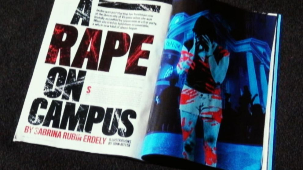 VIDEO: Rolling Stone Retracts UVA Sexual Assault Story