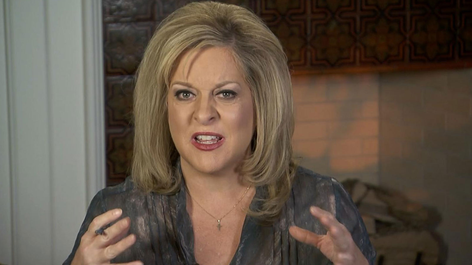 nancy grace fart