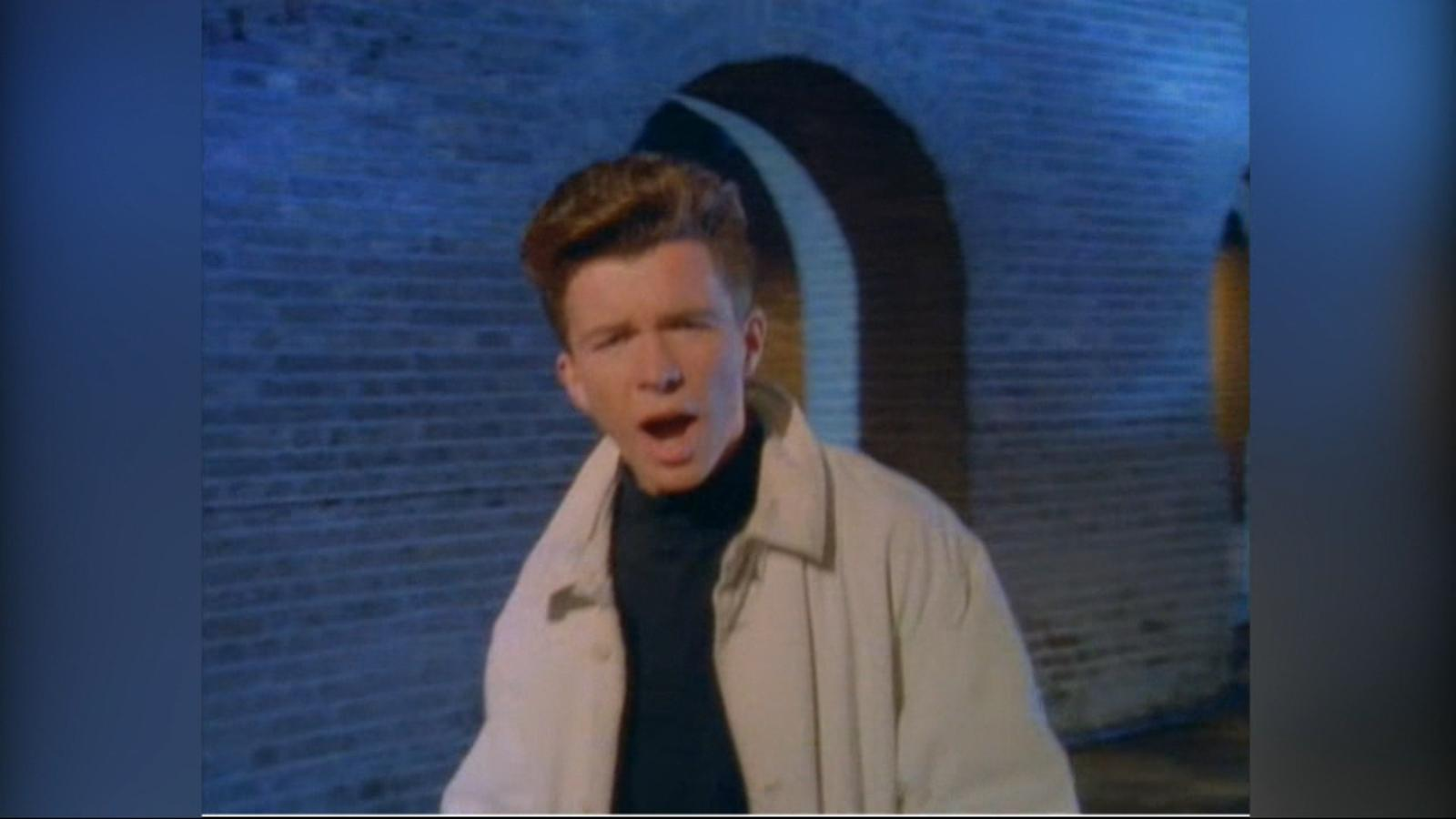 rick astley videos at abc news video archive at abcnewscom
