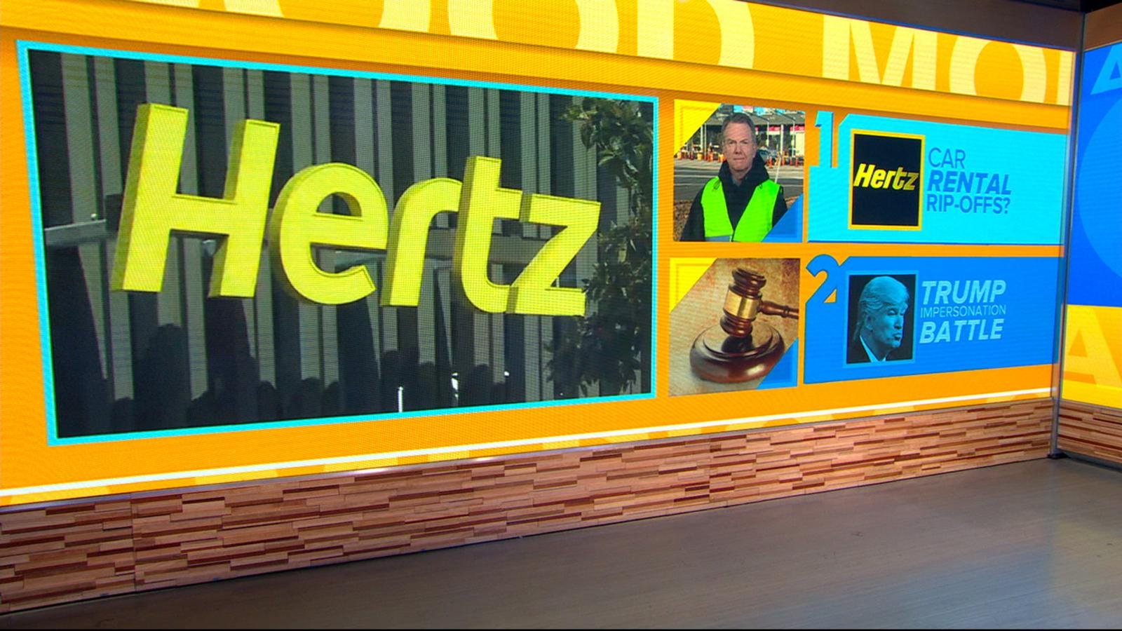 Hertz Global Holdings Videos At Abc News Video Archive At