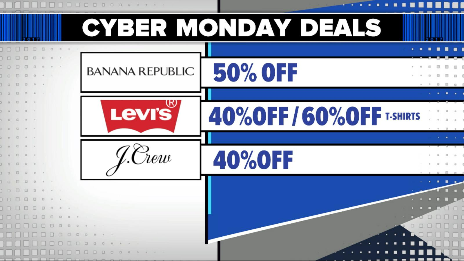 Cyber monday deals armani