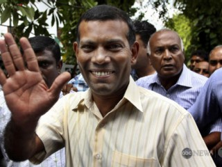 VIDEO: Exclusive Interview with Deposed President Nasheed of the Maldives