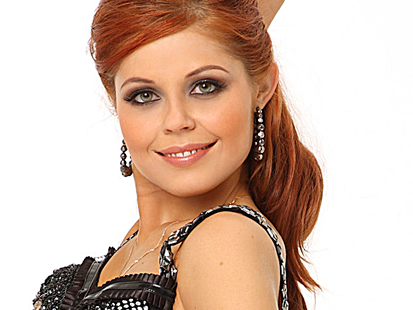abc anna trebunskaya 100831 main Dancing With the Stars 2013: Anna Trebunskaya on Week 4