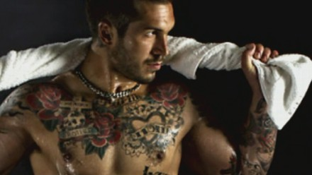abc gma boudreau1 130619 440x248 U.S. Marine Alex Minsky Returns From War as Underwear Model