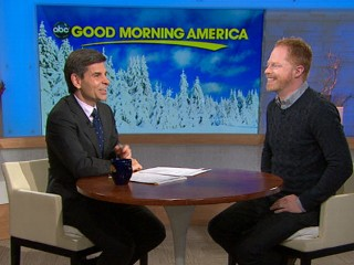 "VIDEO: Jesse Tyler Ferguson chats about show, ""Fascinating People"" honor."