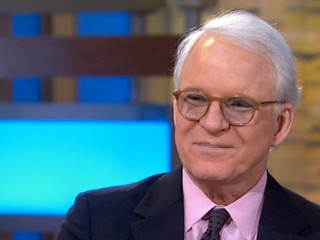 VIDEO: One on One With Steve Martin