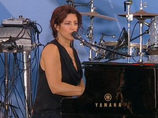 "VIDEO: Sarah McLachlan performs ""Heartbreak."""