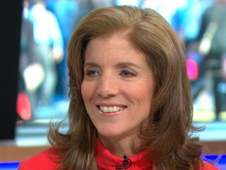 VIDEO: Caroline Kennedy discusses her father's library's release of tapes 50-years after JFK's inaugeration