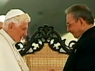 VIDEO: A Catholic Church leader visits Cuba for the first time since 1998.