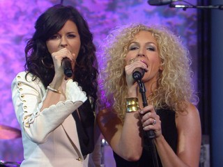 "VIDEO: Little Big Town performs ""Little White Church."""