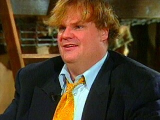 chris farley stand up