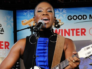 Good Morning America Winter Concert Series India.Arie