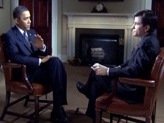 George Stephanopoulos conducts exclusive interview with President Obama, his first since Democrat Martha Coakley lost to Republican Scott Brown in the Massachusetts special Senate election.