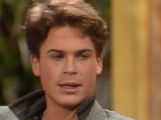 VIDEO: Then 19 years old, the actor is interviewed by Kathie Lee ...