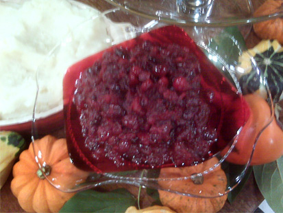 Easy, Fresh Cranberry Sauce