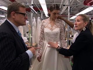 Kate Middleton S Wedding Dress Knockoff Hits Stores Abc