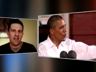 VIDEO: Australian Hugh Atkin skewers Obama, Romney with help from Eminem, MC Hammer.