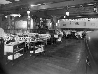 Prohibition Era Speakeasy Now Popular Nyc Restaurant Abc