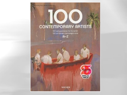 100 Contemporary Artists