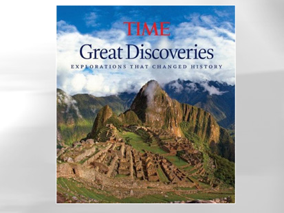TIME -Great Discoveries: Explorations That Changed History