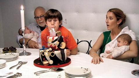 ht celine dion son birthday jef 110919 wblog Celine Dion Reveals Her Family Wish