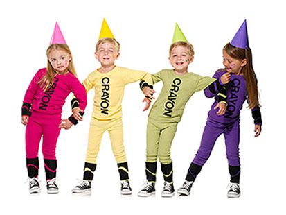 Crayon Costume, Parents magazine