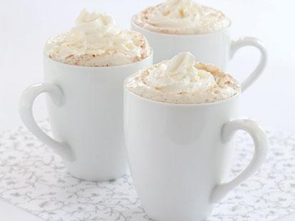 Mocha-Mint Cappuccino