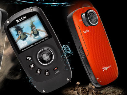 Kodak PlaySport Video Camera Zx5