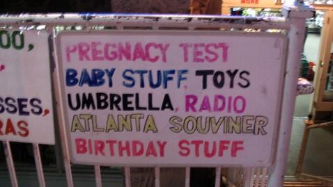 ht pregnancy test jef 110929 wblog Teaching Kids Spelling? Beware Public Typos