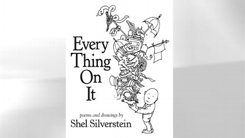 ht shel silverstein new book everything on it thg 110929 wblog From Shel Silverstein to Religion: Surrounding My Daughter With Love