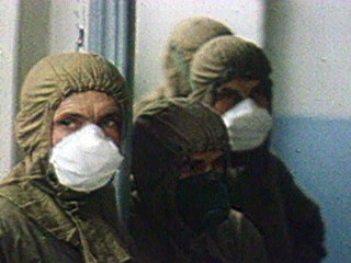 VIDEO: Study: thyroid cancer continues among people living near Chernobyl plant.