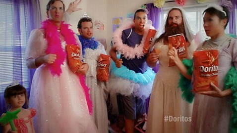 abc doritos princess mi 130204 wblog Super Bowl Calorie Count: What If You Ate Everything You Saw Advertised?