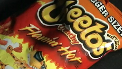 abc flamin cheetos jef 121016 wblog Schools Take Aim at Popular Flamin Hot Cheetos