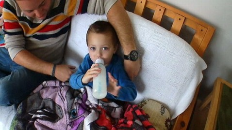 abc food allergy nt 130222 wblog Three Year Old Boy Who Cant Eat Anything Is Running Out of Time, Parents Say