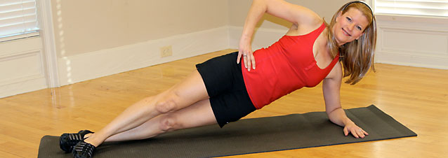 5 Core Exercises Every Woman Should Do Abc News