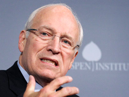 ap dick cheney mi 121205 main Dick Cheney to Pen Memoir About Heart Troubles