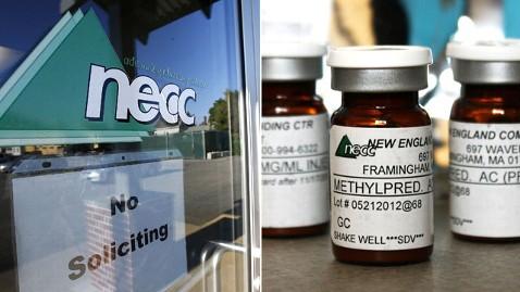 ap meningitis door vial nt 130104 wblog Meningitis Outbreak: NECC Blames Cleaners