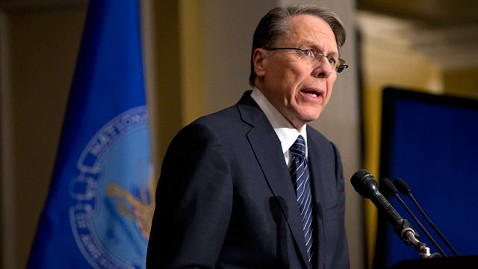 ap wayne lapierre jp 121224 wblog NRAs Wayne LaPierre: Dont Blame Gun Owners for Acts of Criminals
