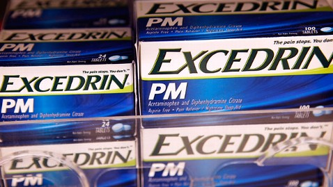 gty exedrin jt 120108 wblog Excedrin, Bufferin, NoDoz and Gas X Recalled as Precaution