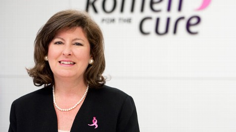 gty karen handel tk 120201 wblog Breast Cancer Charity Giant Cuts Ties to Planned Parenthood
