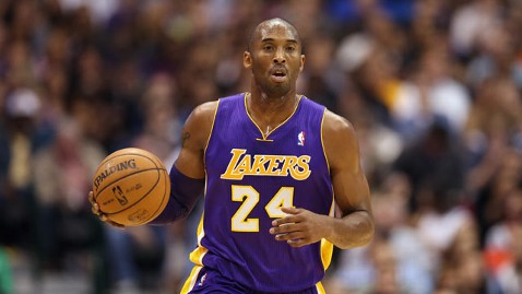 gty kobe bryant mi 121127 wblog Flu like Symptoms Could Bench Kobe Bryant