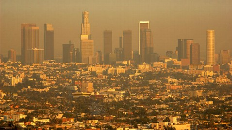 gty los angeles smog ml 130424 wblog Los Angeles Tops Dirty Air List for 13th Time in 14 Years
