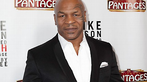 gty mike tyson thg 130410 wblog Mike Tyson Goes Vegan to Flush Drugs, Bad Cocaine