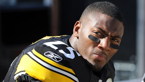 Steelers Safety Sidelined by Sickle Cell Trait - ABC News